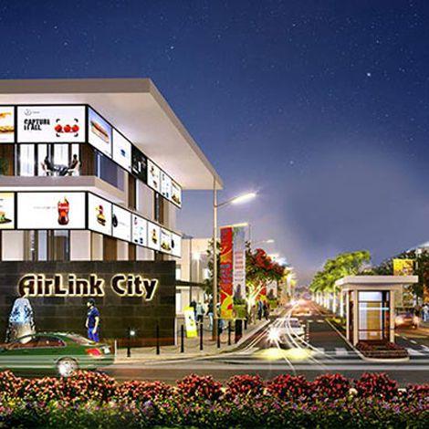 Airlink City cháy hàng