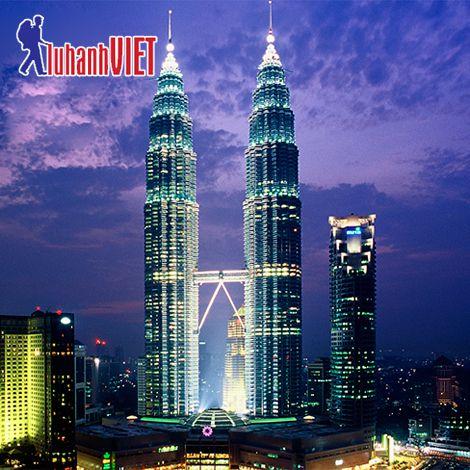 Tour 4 sao Singapore - Malaysia 6 ngày giảm tới 5 triệu đồng