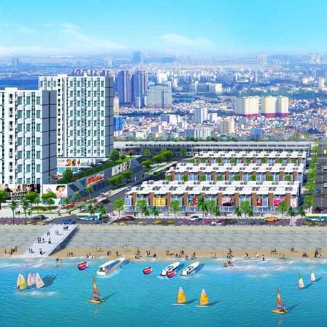 Khẩu vị mới của bất động sản Phan Thiết