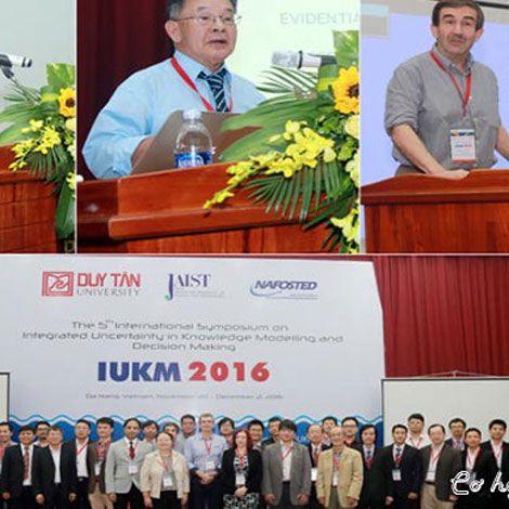 Hơn 200 nhà khoa học tham dự Hội thảo IUKM 2016