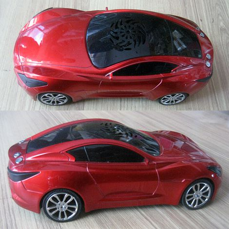 Loa xe hơi - Siêu xe 002
