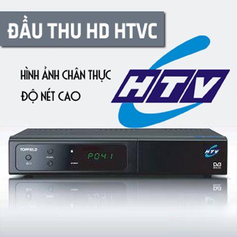 Đầu thu HD HTVC chính hãng