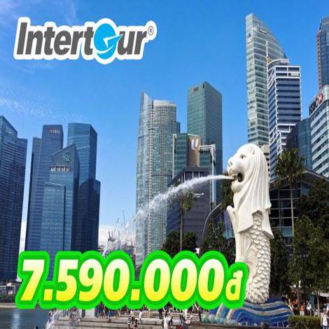 Tour du lịch Singapore chỉ còn 7,5 triệu đồng