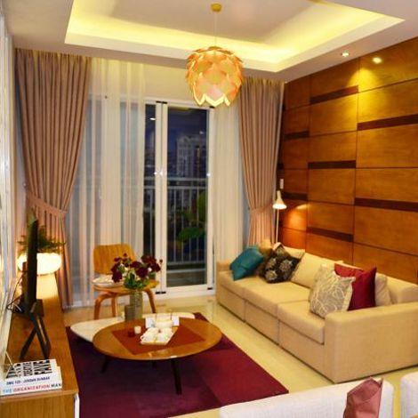 Căn hộ cao cấp 2 phòng ngủ Jamona Apartment quận 7