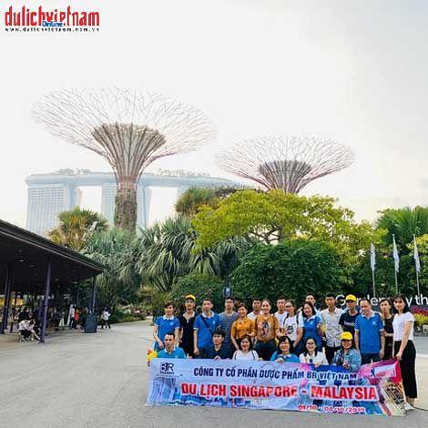Tour Singapore - Malaysia giá trọn gói từ 5,9 triệu đồng
