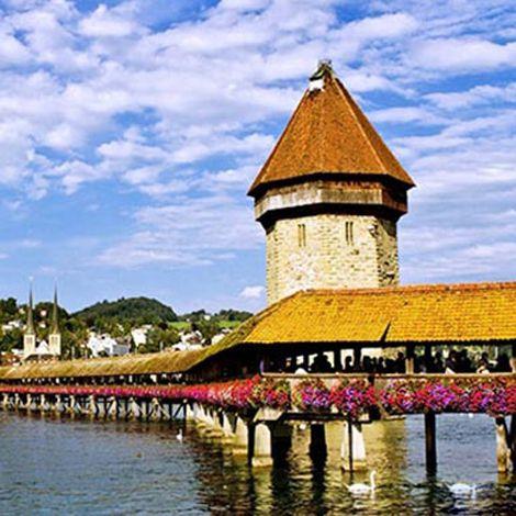 Du lịch Thụy Sĩ, Ý, Tây Ban Nha tour 10 ngày