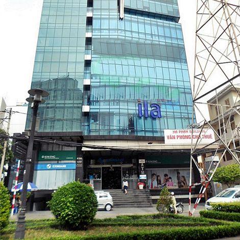 Cho thuê văn phòng tại Hà Phan Building, Quận Phú Nhuận