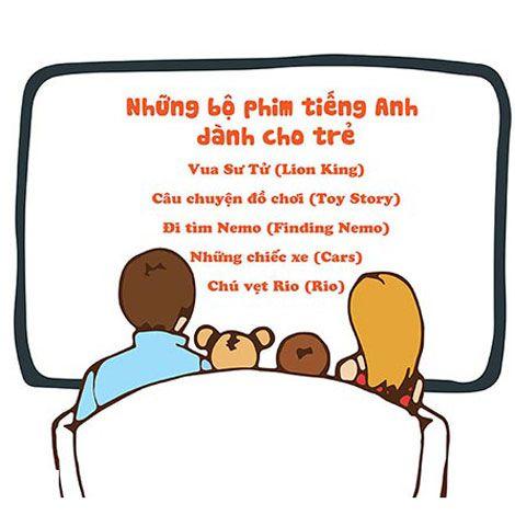 Luyện thói quen học tiếng Anh tại nhà cho con
