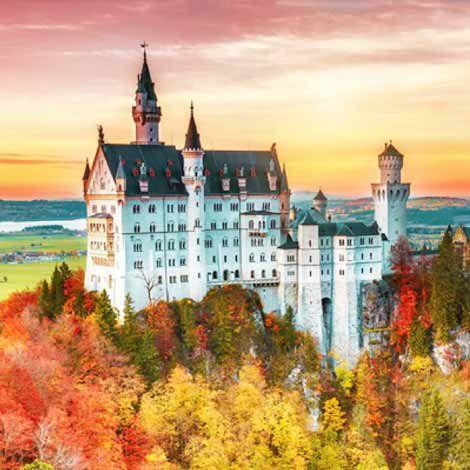 Du lịch vòng quanh châu Âu năm 2019 tham quan 9 nước