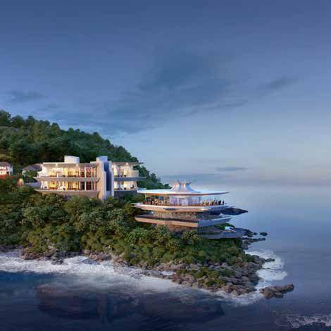 Vén màn bí ẩn thiên đường The Eden Bay tại Nam Phú Quốc