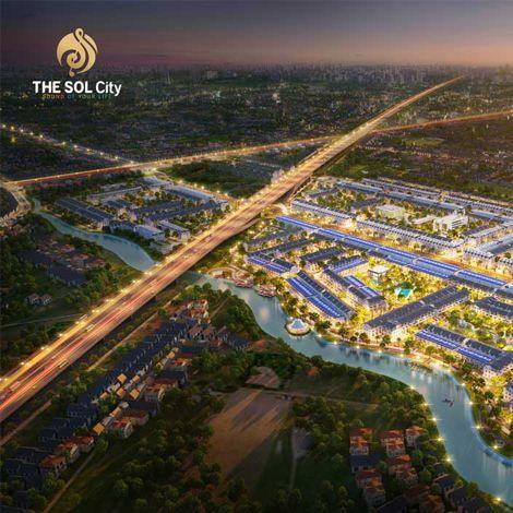 Ra mắt dự án The Sol City khu Tây quý IV-2020