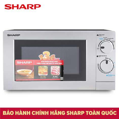 Xả kho lò vi sóng Sharp R-209VN-SK giá từ 995.000đ