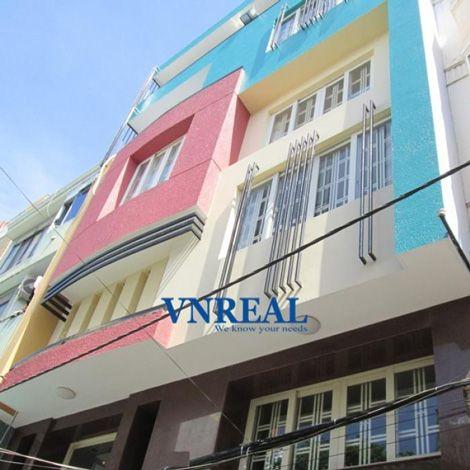 Nhà cho thuê trên đường Nguyễn Giản Thanh quận 1