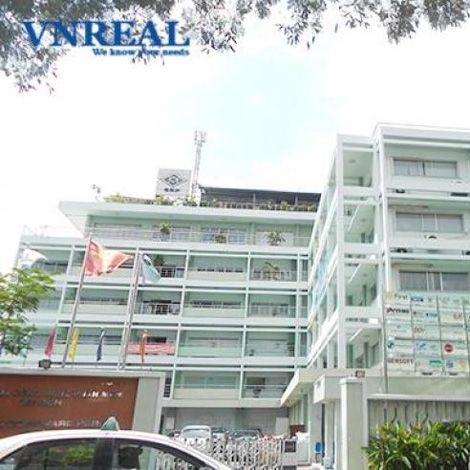 Cho thuê văn phòng tại Saigon Software Park Building