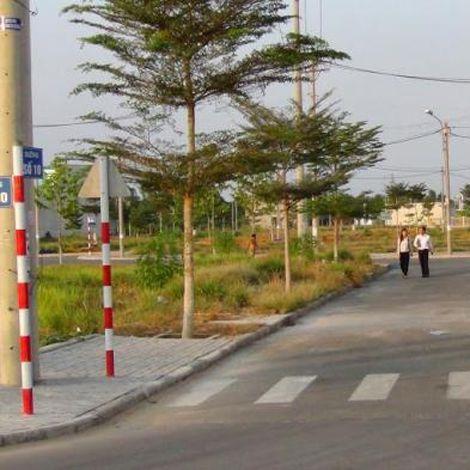 Đất nền biệt thự ven sông phố thương gia Nam Long