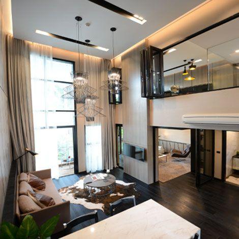 CapitaLand ra mắt căn hộ sky duplex