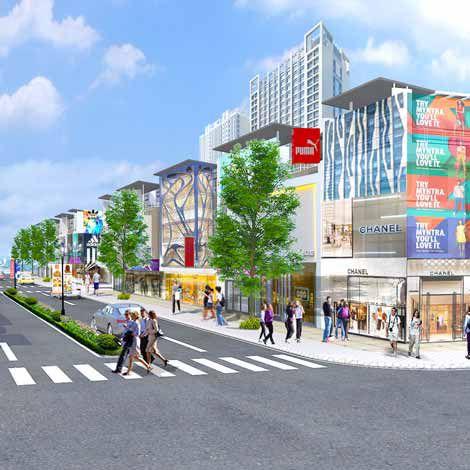 Bến Cát Center City 2 - an cư và đầu tư đều hấp dẫn