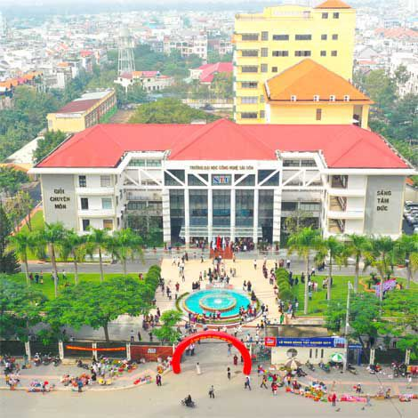 Trường Đại học Công nghệ Sài Gòn tuyển sinh năm 2020