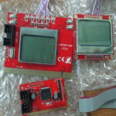 Card test main laptop và PC PTi8 LCD