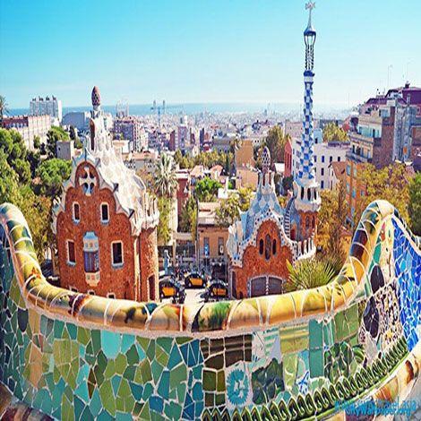 Du lịch vòng tour lớn 11 nước châu Âu