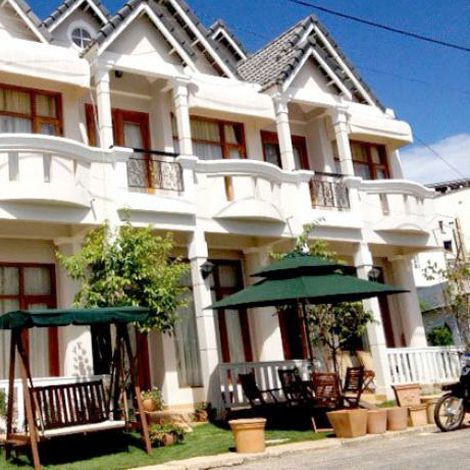 Căn hộ mới xây khu nhà ở Anada Đà Lạt