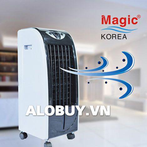 Quạt hơi nước làm mát không khí Magic Korea A45
