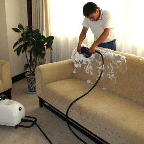 Giặt ghế sofa tại nhà