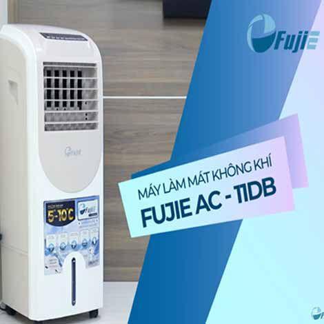 Quạt hơi nước, máy làm mát điều hòa không khí FujiE AC-11DB