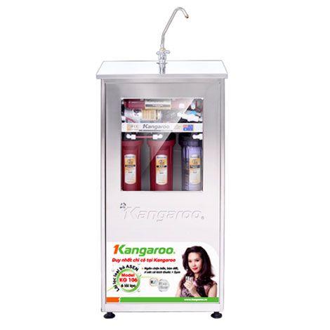 Máy lọc nước R.O Kangaroo KG106