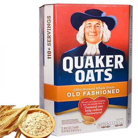 Bột yến mạch dinh dưỡng Quaker Oats - USA