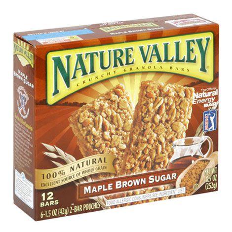 Bữa sáng bổ dưỡng với bánh ngũ cốc Natural Valley