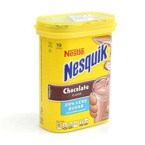 Bột ca cao Nesquik chính hãng của Mỹ