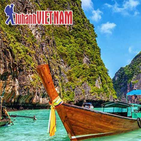 Tour bay thẳng đến thiên đường Phuket từ 6,499 triệu đồng
