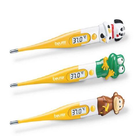 Beurer BY11 - nhiệt kế điện tử đầu mềm dành cho bé