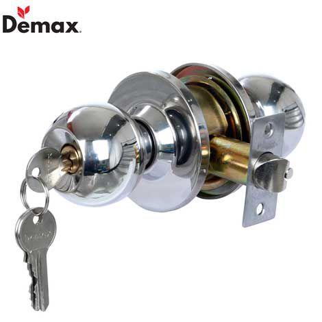 Xả kho khóa tay nắm tròn Demax LK400 SP giá 125.000đ
