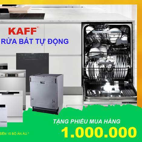 Máy rửa bát âm tủ Kaff KF-BISW800