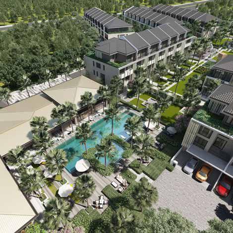 5 lý do để sở hữu The Mansions ParkCity Hanoi