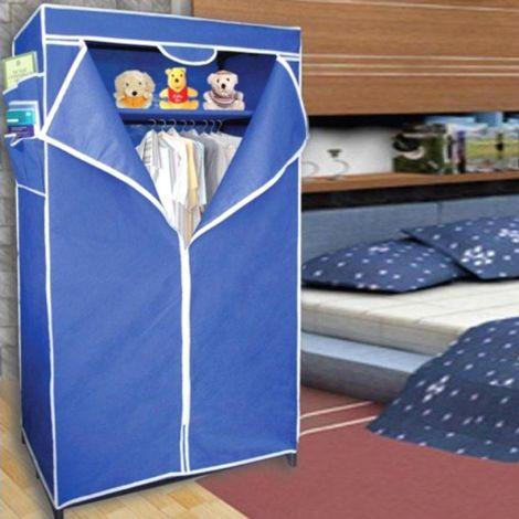 Tủ vải đựng quần áo đa năng