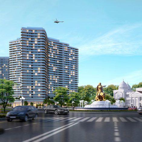 Làm dự án nghìn tỷ tại Phan Thiết từ tay tỷ phú Mỹ