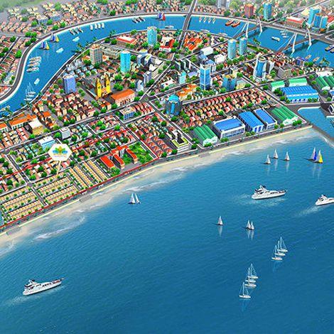 5 yếu tố làm nên sức hấp dẫn của Vietpearl City
