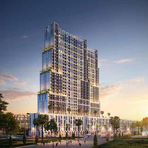 Vì sao nhà đầu tư chọn Coco Wonderland Resort