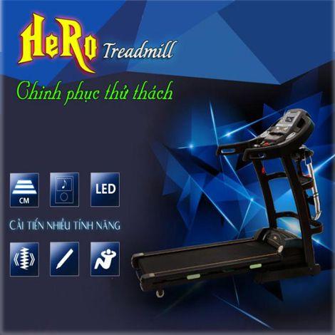 Máy chạy bộ điện Kingsport Hero Treadmill