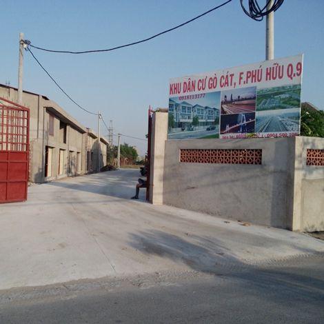 Dự án đất nền thổ cư quận 9 giá rẻ
