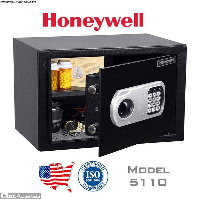 Két sắt khóa điện tử an toàn Honeywell 5110