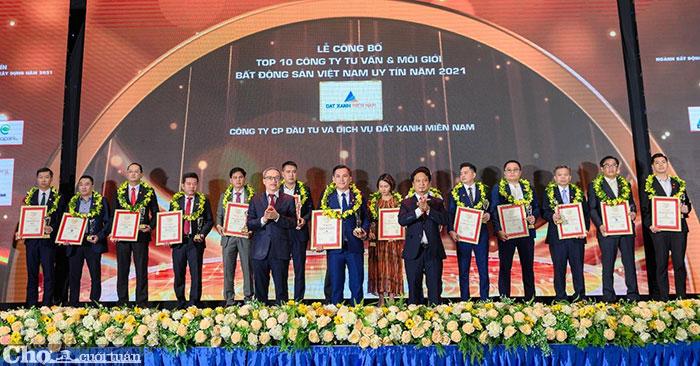 Đất Xanh Miền Nam - Top 10 Cty tư vấn và môi giới BĐS VN uy tín