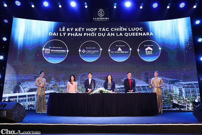 ERA Vietnam trở thành đối tác Tổng đại lý tại miền Nam dự án La Queenara Hội An