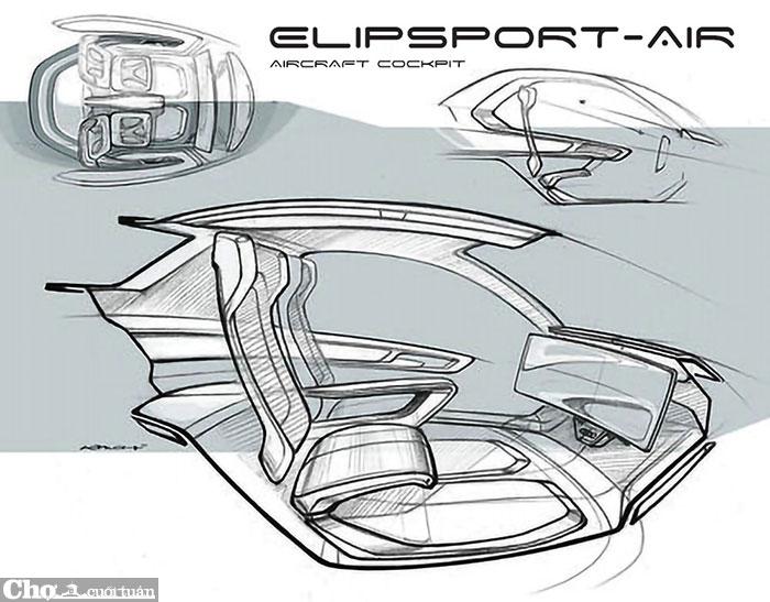 Dự án máy bay cá nhân Elipsport-Air - Khát vọng vươn xa của Tập đoàn Elip