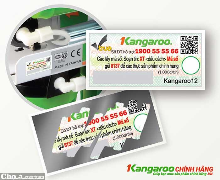 Máy lọc nước RO bán công nghiệp KANGAROO KG-300, 7 cấp lọc