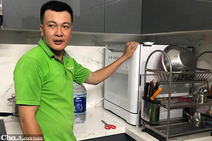 Giải phóng hàng tồn máy rửa bát Electrolux ESF6010BW chính hãng