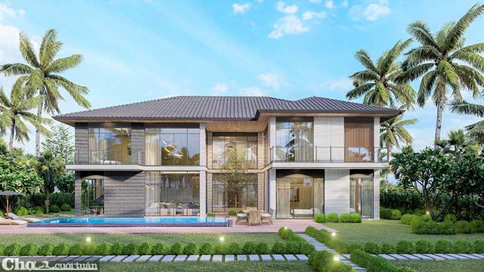 Vì sao giới nhà giàu chuộng bất động sản ven sông